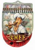 "Rezeptbuch ""Chef"""