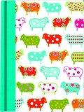 Notizbuch A5 Happy Sheep