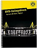 Collegeblock BVB Borussia Dortmund