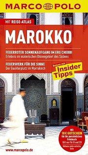 MARCO POLO Reiseführer Marokko: Reisen mit Insider-Tipps. Mit Reiseatlas und Sprachführer