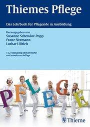 THIEMEs Pflege (kleines Format): Das Lehrbuch für Pflegende in Ausbildung