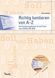 Richtig kontieren von A-Z, m. CD-ROM