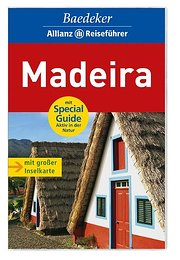Baedeker Allianz Reiseführer Madeira